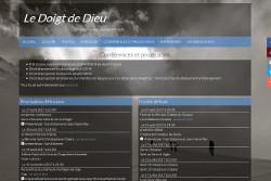 http://ledoigtdedieu.fr
