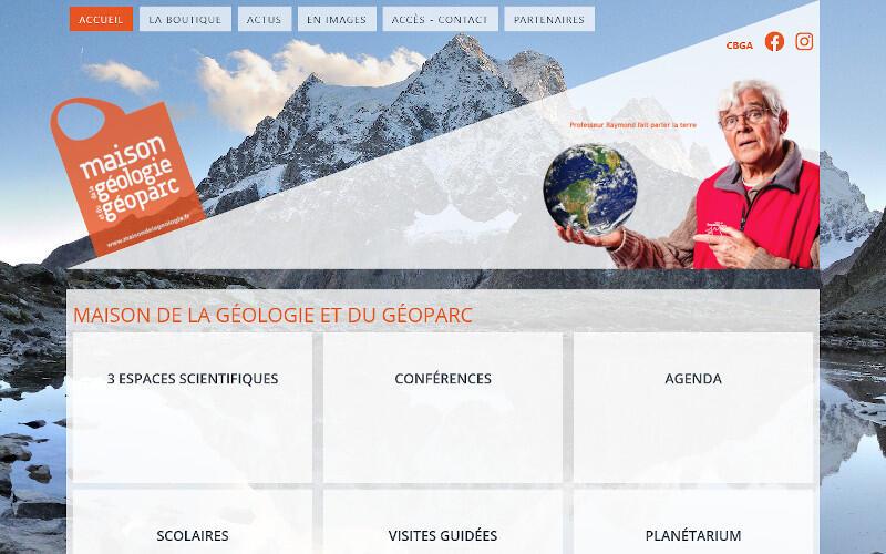 MAISON DE LA GEOLOGIE
