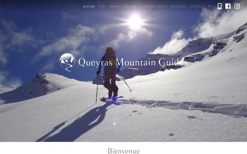 QUEYRAS MOUNTAIN GUIDES